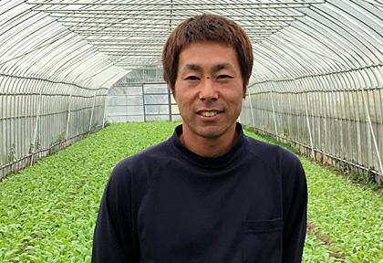 【壬生菜:北井さん】