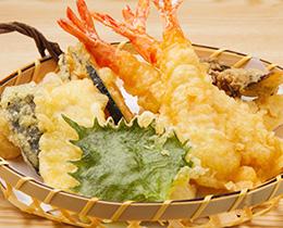 使い方は簡単!天ぷら粉にまぜるだけ。
