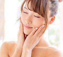お肌にも浸透するセサミン効果