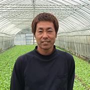 壬生菜(みぶな):北井さん