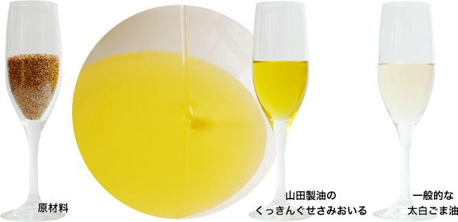 飲めるほどまろやか。毎日のお料理に使いたい健康油。