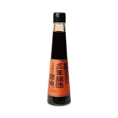 三年醸造 天然醸造醤油