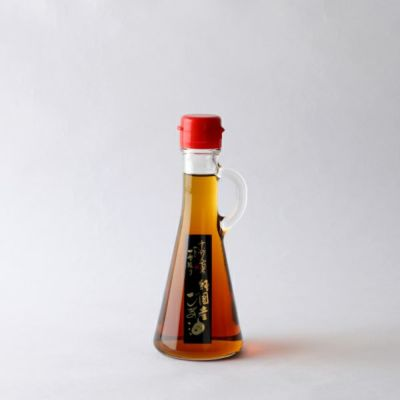 純国産胡麻使用 白ごま油